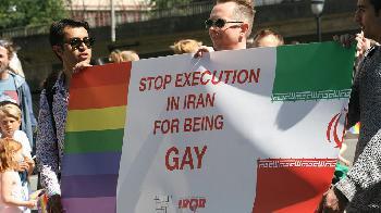 Geschlechtsumwandlung, um der Exekution zu entgehen