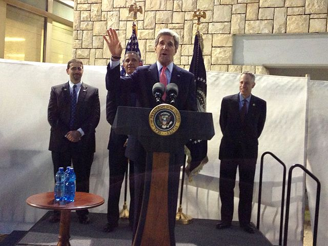 Obama, Kerry drängen auf Verhandlungen mit COVID-19