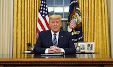 Präsident Trump wünscht frohes Pessachfest [Video]i