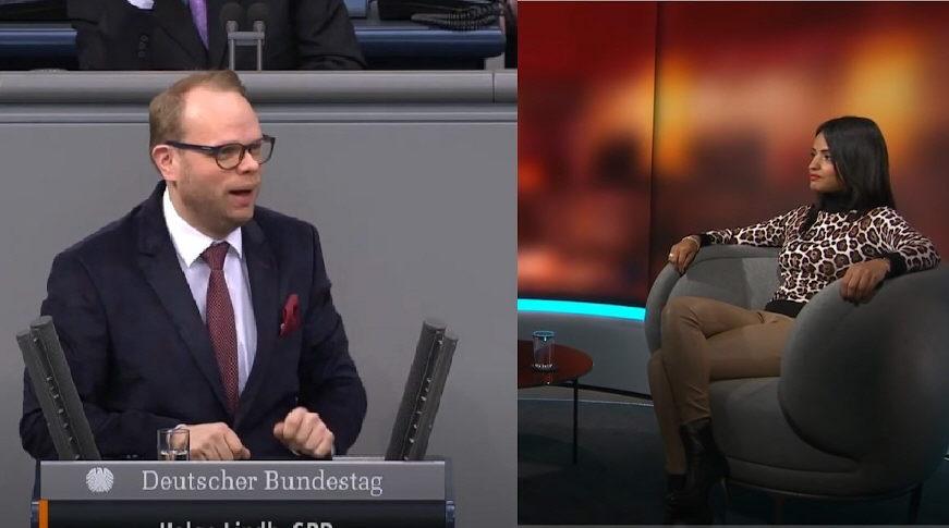 SPD-Politiker: Warum der Talk mit Sawsan Chebli auf einmal abgesagt wurde