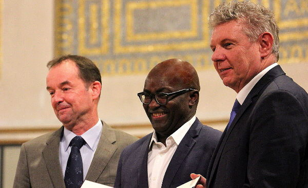 Achille Mbembe: Kein Antisemitismus, nirgends?