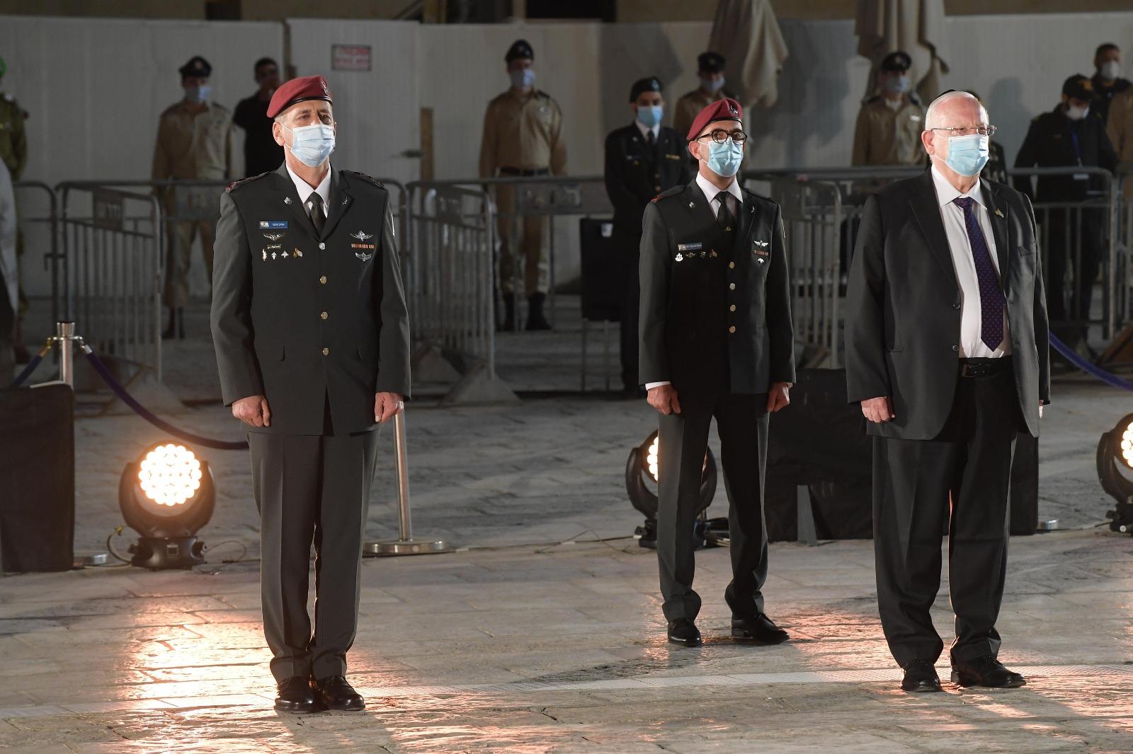 Israel gedenkt gefallener Soldaten und Terroropfern [Video]
