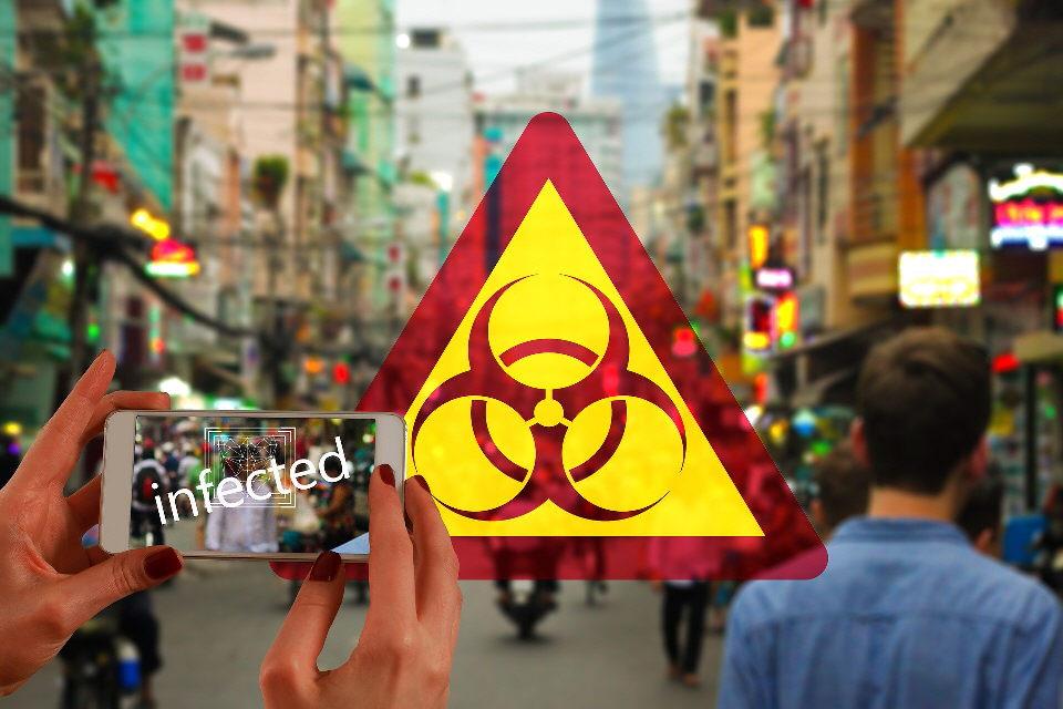 Covid-19-Pandemie: Das falsche Spiel mit der Reproduktionsrate