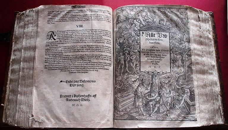 Dänemark: Gefälschte Bibel muss widerrufen werden