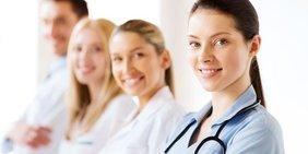 DGB fordert Aufwertung der Pflegeberufe
