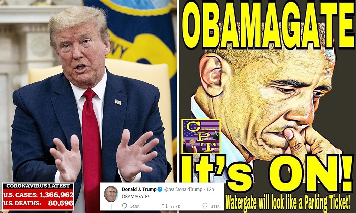 Obamagate: Alle wussten Bescheid bei Komplott gegen Trump