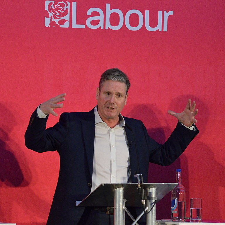 Besser als Corbyn – schlechter als Blair