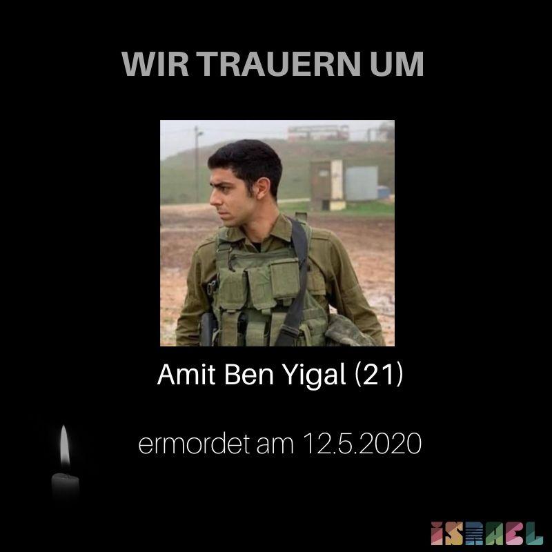 Israelischer Soldat von Terroristen ermordet