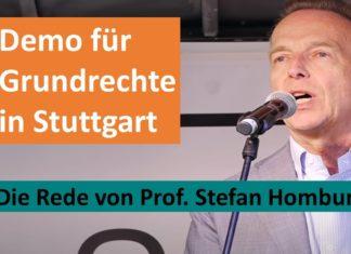 Prof. Stefan Homburg: Lockdown ist Zweck an sich geworden [Video]