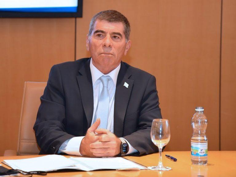 Antrittsrede von Außenminister Ashkenazi