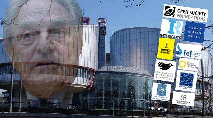 Soros und der Europäische Gerichtshof für Menschenrechte