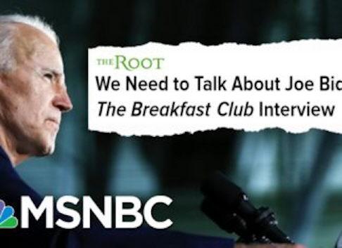 USA: Joe Biden und seine rassistischen Ausfälle [Video]