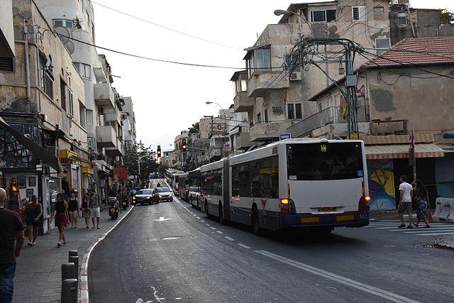 Tel Aviv schafft neue Fußgängerzonen