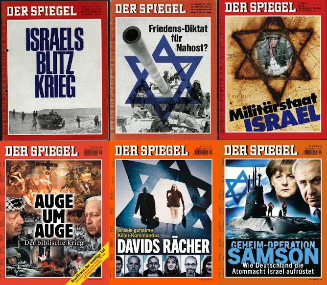 Erneut Antisemitismusvorwürfe gegen den SPIEGEL