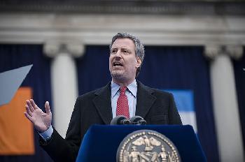 New Yorks Bürgermeister verbreitet antisemitische Klischees