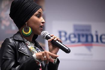 """Antisemitische US-Abgeordnete Ilhan Omar unter """"friendly fire"""""""