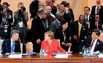 Coronavirus: Europäische Staats- und Regierungschefs kauern vor China