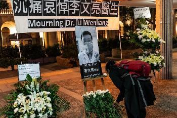 Coronavirus: Chinas verschwundene Helden und das Schweigen des Westens