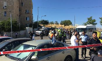 Versuchter Terrormord in Jerusalem [Video]