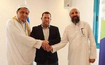 Wenn muslimische Führer für israelische Hoheitsgewalt im Westjordanland beten