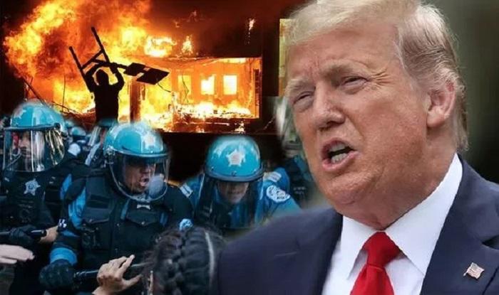 USA: `Antifa´ vor Verbot als Terrororganisation