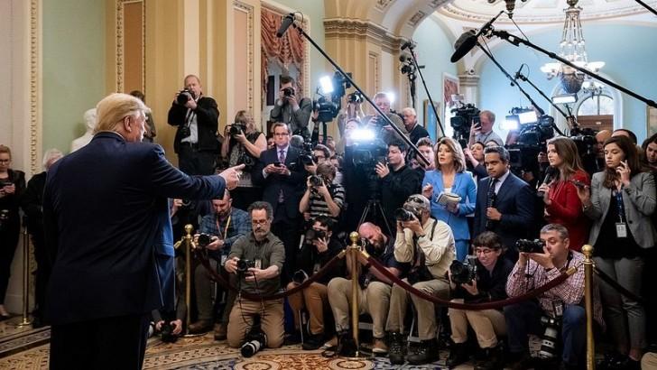 Wie die Medien aus Trump einen Rassisten machen wollen