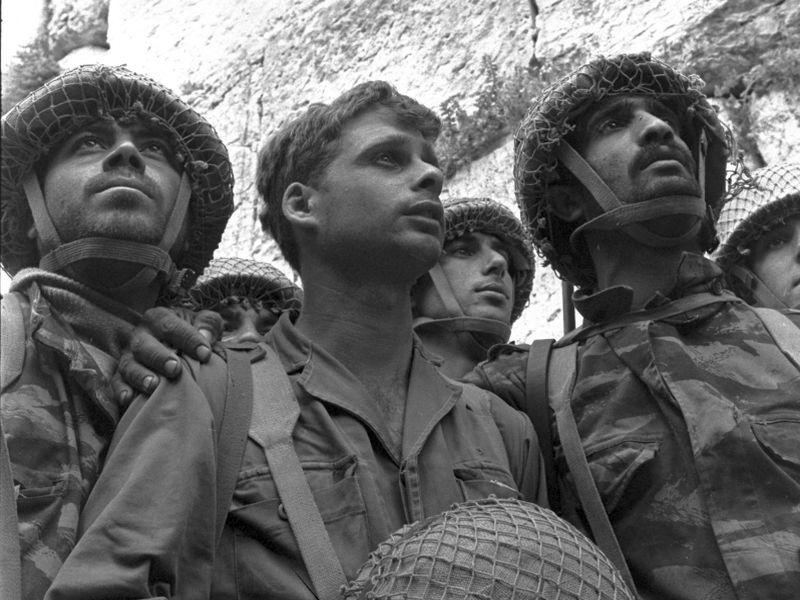Israel und der Sechs-Tage-Krieg von 1967