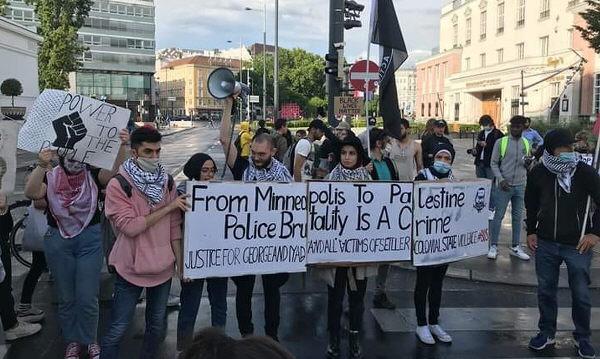 Gewaltsamer Tod von George Floyd: Antisemiten bezichtigen Israel