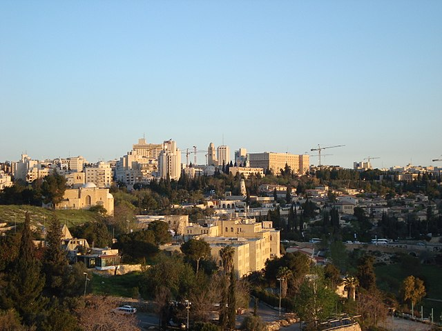 Die historische und die moderne Schlacht um die Rückeroberung Jerusalems