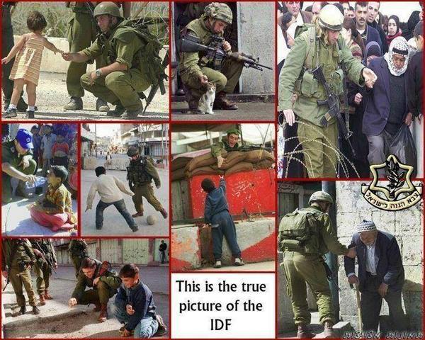 Israelische Soldaten retten Palästinenser [Videos]