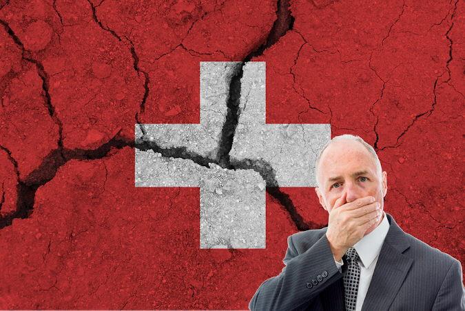 Abwürgen der Redefreiheit in der Schweiz
