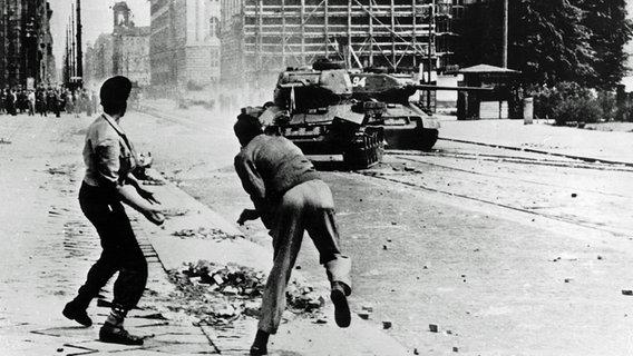17. Juni 1953 - die verdrängte Revolution