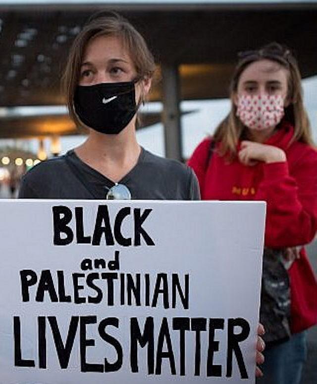 Only Black Lives Matter!