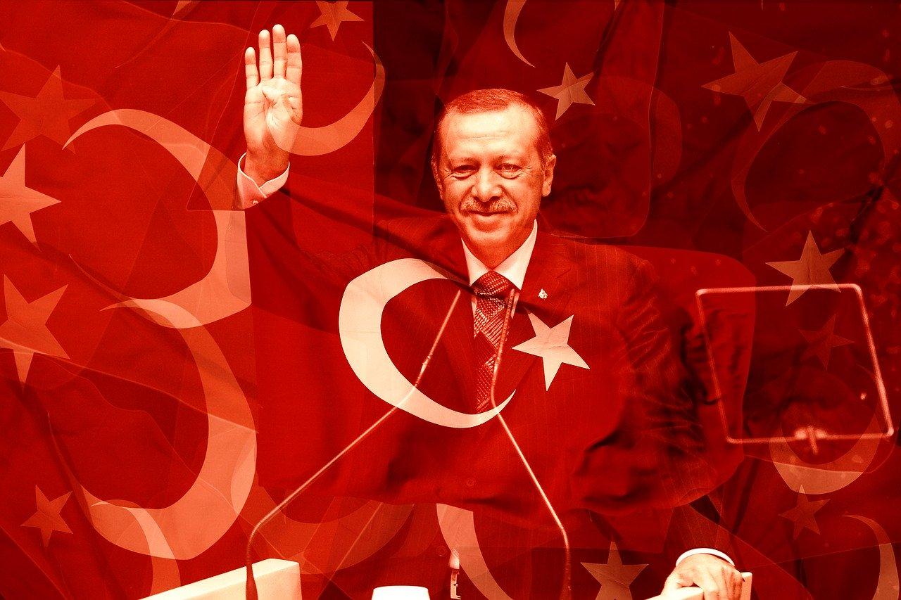 Palästinenser in der Türkei: Was Erdogan sagt und was Erdogan tut