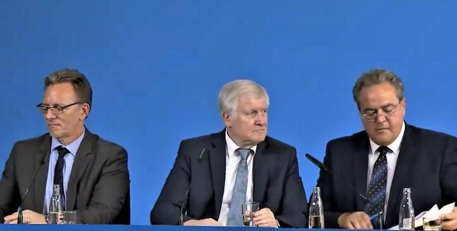 Zunahme des Linksextremismus um 40 % – Seehofer sagt Vorstellung