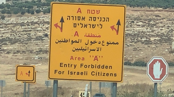 """Warum es keine """"illegale Besetzung"""" von Judäa und Samaria gibt"""