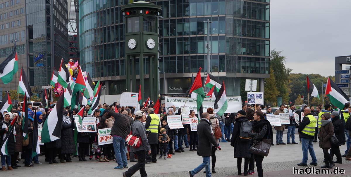"""""""Schlachtet die Juden"""": Demonstranten in Brüssel rufen zum Krieg gegen Israel auf [Video]"""