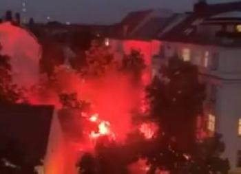 """Berlin: """"Antifa"""" schlägt Schneiße der Verwüstung durch Neukölln [Videos]"""