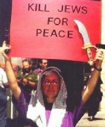 Palästinenser steigern die Hetze zu Judenmord