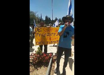 """Wütende Proteste in Israel: """"Heiko Maas nicht willkommen!"""" [Video]"""