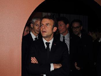 Frankreichs Entschlossenheit, die Meinungsfreiheit zu beenden