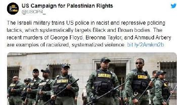 Wenn Antisemiten sich beim Tod eines Schwarzen an Israel erinnert fühlen