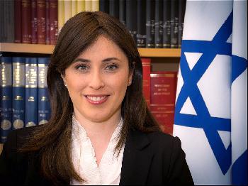 London bekommt neue israelische Botschafterin