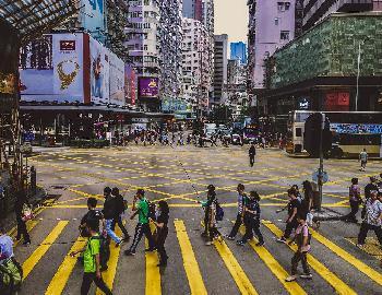 China übernimmt Hongkong: EU zuckt mit den Schultern