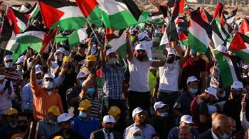 UNO-Gesandter kritisiert auf Fatah-Kundgebung Israels Souveränitätspläne