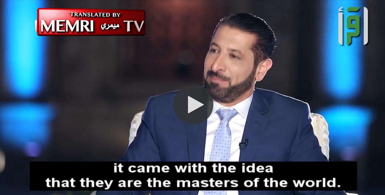 "Jordanischer Abgeordneter: ""Allah erschuf Araber als Herren der Welt"" [Video]"