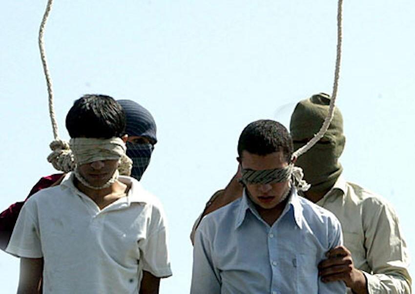Iran richtet sechs Kurden in einer Woche hin