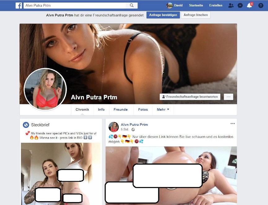 """Facebook: Pornographie und Prostitution statt """"Hassrede"""""""
