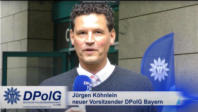 DPolG: Das ist ein klassischer Generalverdacht