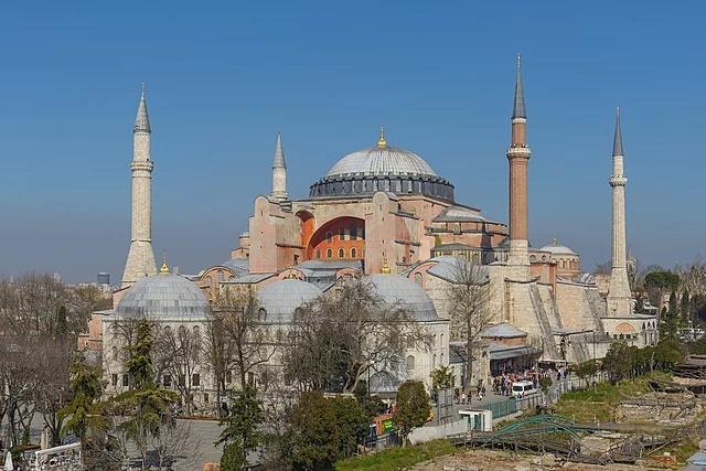 Hagia Sophia: Abbas gratuliert Erdogan